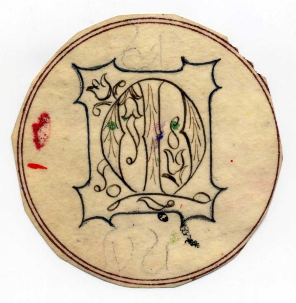 Capolettera miniata